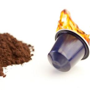 Le capsule del caffè riutilizzabili