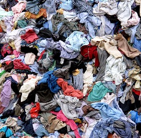 Abiti usati un tesoro da riciclare