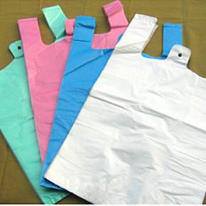 Basta sacchetti di plastica!
