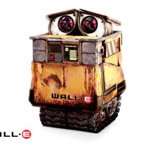 WALL-E: dai cingoli e dai rifiuti nascono i fiori
