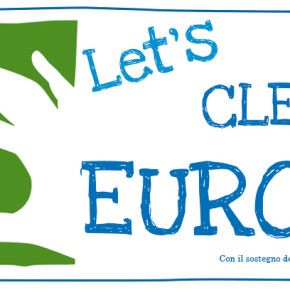 Torna Let's Clean Up Europe, dal 1 al 15 maggio 2016. Save the date!