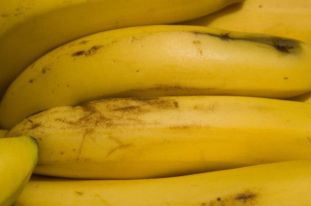 Close-up of fresh bananas