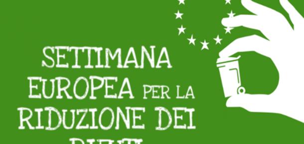 Dal 18 al 26 novembre 2017 la nona edizione della Settimana Europea per la Riduzione dei Rifiuti