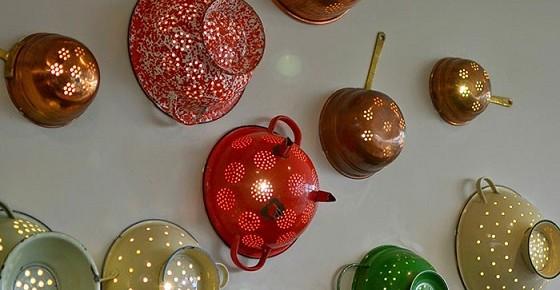 Vecchio, ma non troppo: sette idee per dare nuova vita agli utensili da cucina
