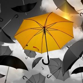 Riciclo creativo: diamo nuova vita agli ombrelli