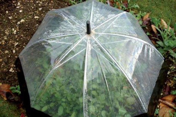 Riciclo ombrelli