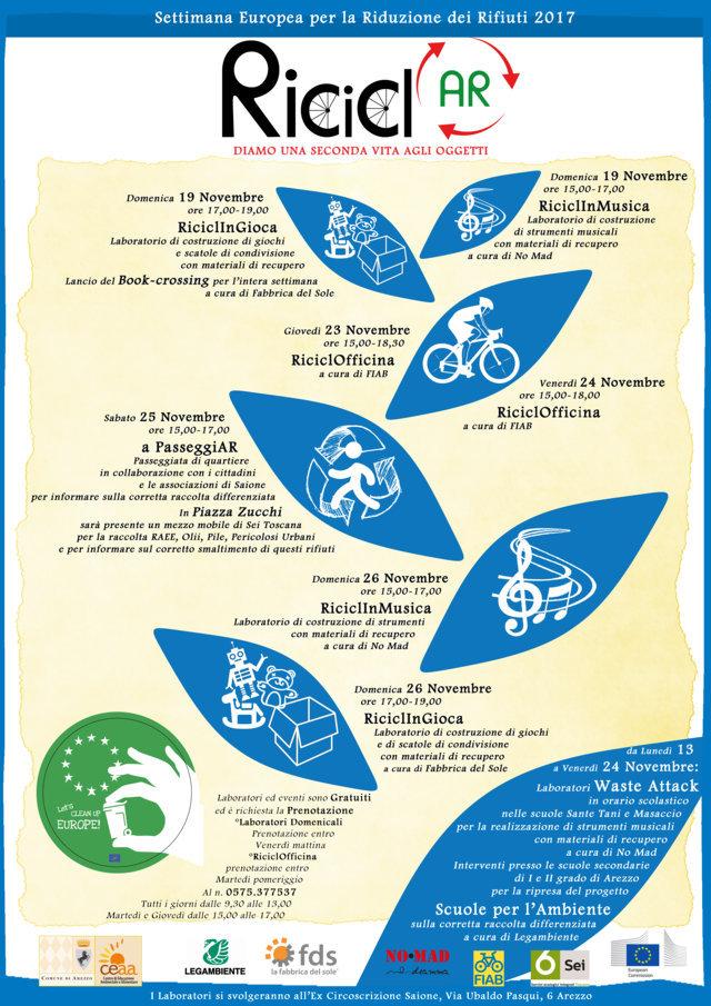 RiciclAr di Arezzo (fonte: comune.arezzo.it)