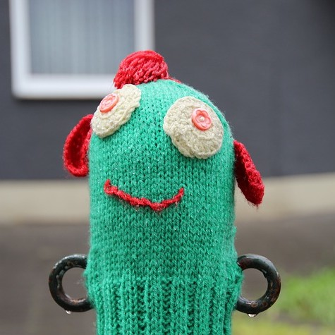 bambolotto calzotto