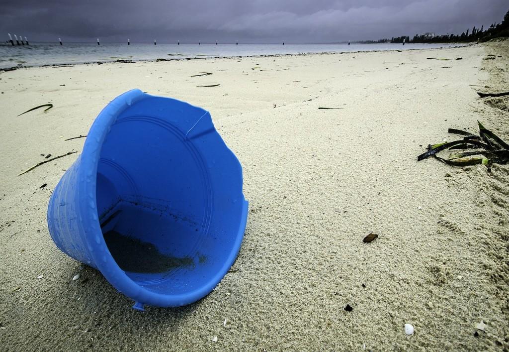 rifiuti plastica in mare
