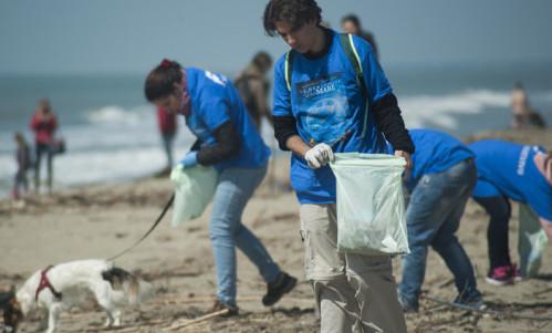 Clean Torvajanica Beach: è lazione organizzata da Marevivo in occasione della campagna LCUE 2018.