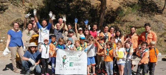 LET'S CLEAN UP EUROPE 2018: le pulizie di primavera europee, i dati di MID-TERM