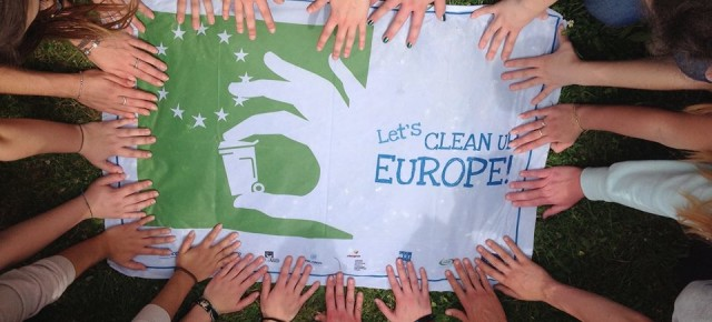 Dal 1 marzo al 30 giugno torna la campagna Let's Clean Up Europe!