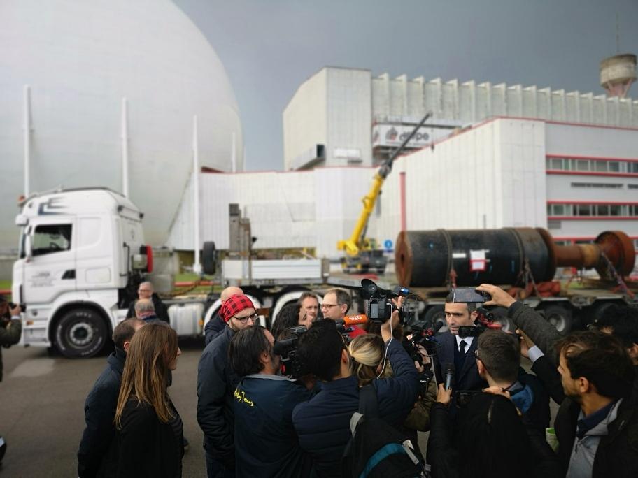 Sogin-SERR2018_centrale_del_Garigliano_evento_su_economia_circolare_per_decommissioning_nucleare