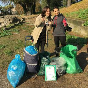 SERR2018: a Milano una Clean Walk per combattere il littering