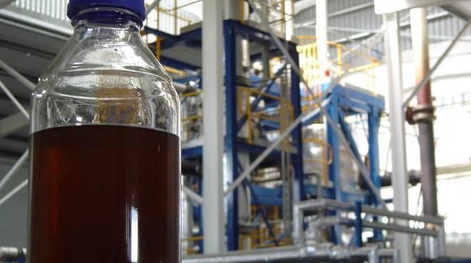 plastica-carburante