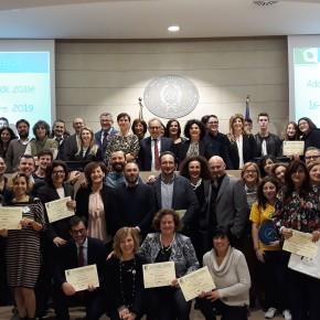 Premiati i vincitori della SERR 2018 al Ministero dell'Ambiente