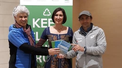 "Sette ultramaratone in sette giorni: presentata la 5° edizione di ""Keep Clean and Run+"""