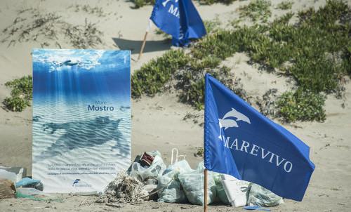 Clean Torvajanica Beach è lazione organizzata da Marevivo per LCUE 2018