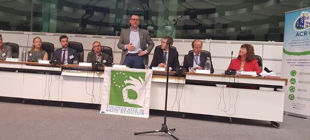 La settimana europea per la riduzione dei rifiuti premia le migliori azioni attuate nel 2018