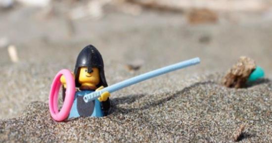 Il punto sul Beach Litter in Italia, realizzato da Legambiente