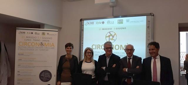 Torna Circonomìa, festival dell'economia circolare: Alessandro Gassmann aprirà la IV edizione