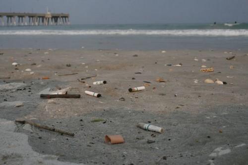 cicche in spiaggia