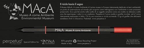 Perpetua MAcA special edition con il suo packaging completamente riutilizzabile