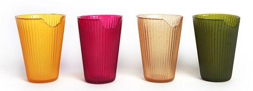 Loliware Edible Cups, i contenitori per bevande che si possono mangiare