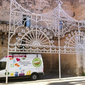Nel 2016 oltre 16 tonnellate e mezzo di rifiuti salvati dalla discarica con Ecofesta Puglia