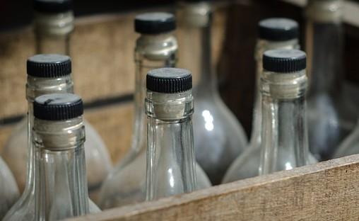 Il vetro è un materiale facile da riutilizzare.