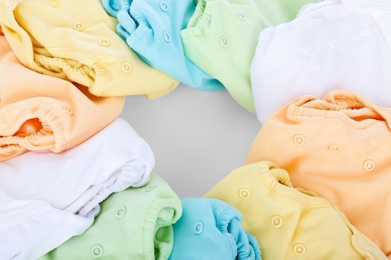 pannolini lavabili vs pannolini usa e getta