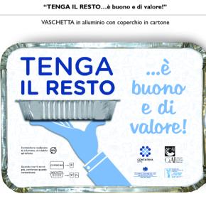 'Tenga il resto': arriva a Treviso la campagna per contrastare lo spreco alimentare al ristorante
