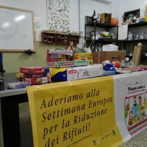 SERR 2017, le azioni delle scuole d'Italia per la riduzione dei rifiuti