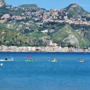 Ecologia e sport, a Let's Clean Up Europe 2018 si pulisce anche pagaiando