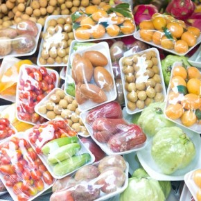 Non plastici e fantastici: 5 imballaggi plastic-free per gli alimenti, fatti... di cibo!
