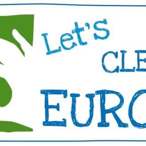 LET'S CLEAN UP EUROPE: c'è tempo fino al 15 giugno per registrare la propria azione di clean-up!
